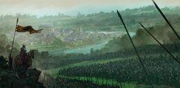 Batalla de Buenmercado by Marc Simonetti©