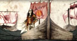 Diez mil barcos de Nymeria HBO