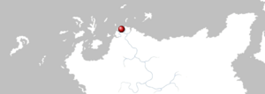 Mapa Zamettar