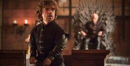 Tyrion en el juicio HBO