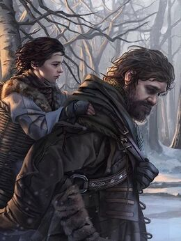 Hodor by Magali Villeneuve©