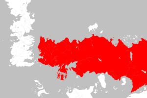 Mapa Essos