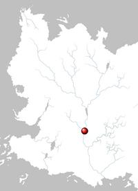 Mapa Los Pesares