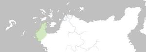 Mapa Punta del Basilisco