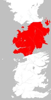 Mapa El Norte extensión
