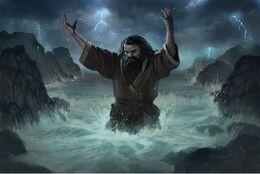 Dios Ahogado