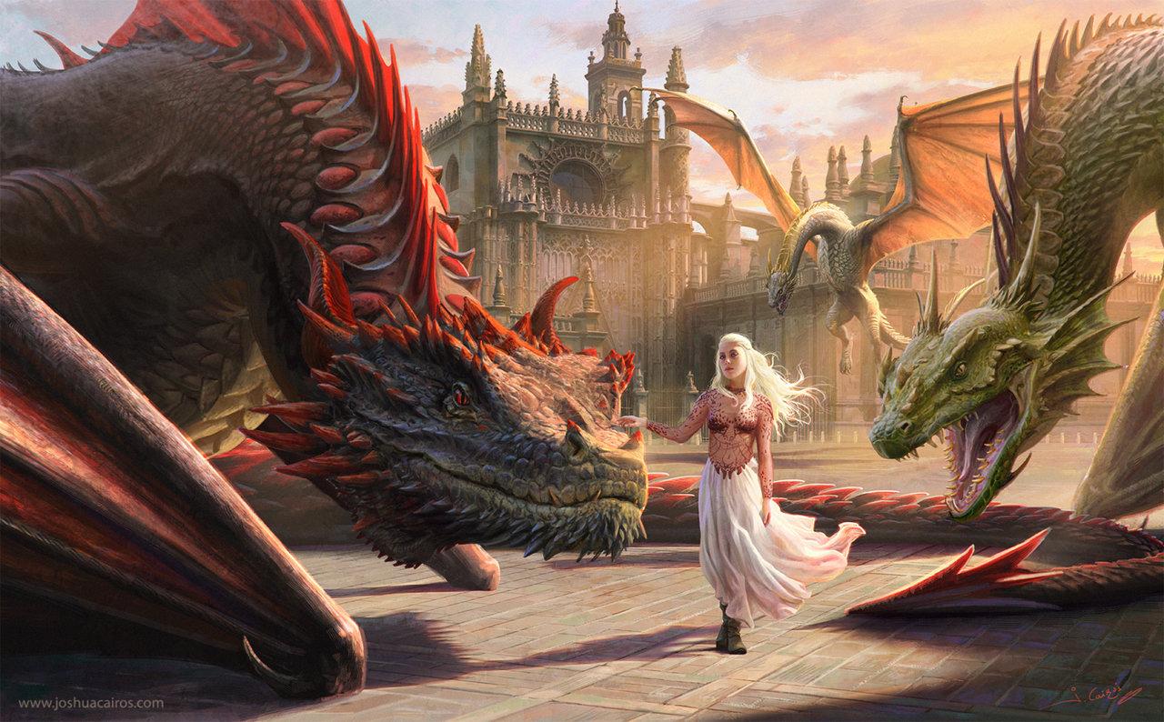 Daenerys Targaryen Hielo Y Fuego Wiki Fandom Powered By Wikia