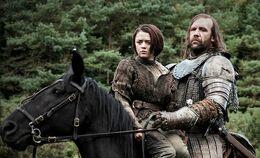 Arya y el Perro HBO