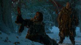Bran y Hodor arciano HBO