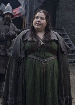 Walda Frey la Gorda HBO