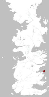 Mapa Piedratormenta