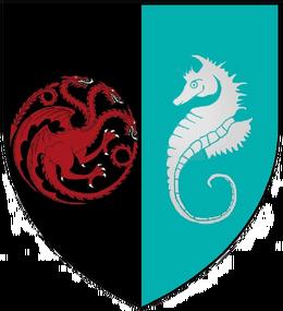 Alyssa Velaryon emblema Boda Borada