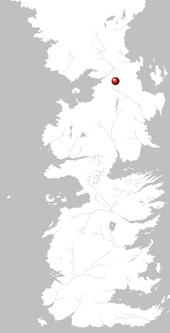 Mapa Corona de la Reina