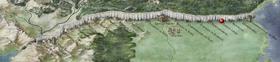 Mapa Túmulo Largo