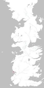 Mapa Escudo de Roble