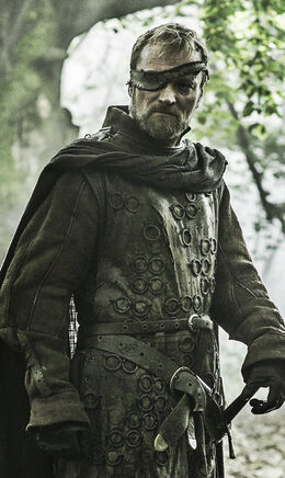 Beric Dondarrion HBO