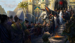 The Surrender of Mereen by Stephen Najarian©