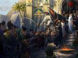 Campaña Targaryen en la Bahía de los Esclavos