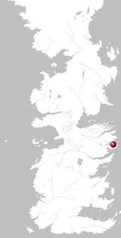 Mapa Piedra de las Runas
