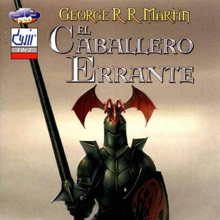 Comic de El Caballero Errante, volumen 3.