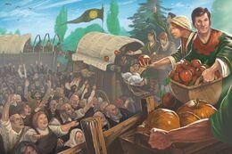 Riches of the Reach by Dimitri Bielak, Fantasy Flight Games©
