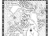Choque de Reyes-Mapa El Norte