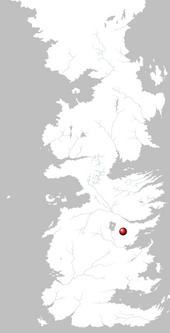 Mapa Astas