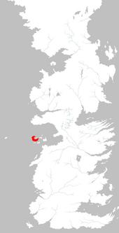 Mapa Gran Wyk
