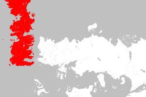 Mapa Poniente