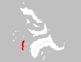 Mapa Moluu