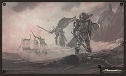 Artys Arryn ataca a Robar II Royce by Javier Bahamonde, HBO©