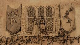 Matrimonio de Robert Baratheon y Cersei Lannister HBO