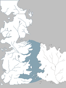 Mapa Mar Angosto