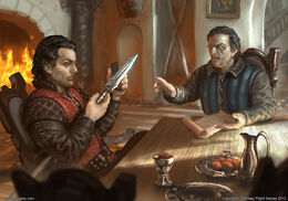Oberyn y Doran Martell by Lukasz Jaskolski©