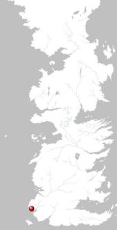 Mapa Corona Negra