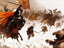Stannis versus salvajes