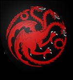 Emblema Daeron Targaryen