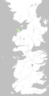 Mapa Punta Dragón Marino