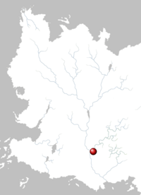 Mapa Selhorys