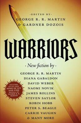 Antología Warriors (Libro)
