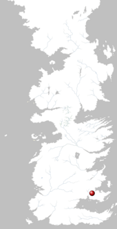 Mapa Nido de Cuervos
