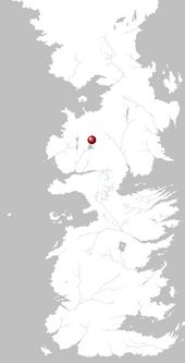 Mapa Ciudadela de Torrhen