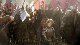 Tyrion batalla forca verde