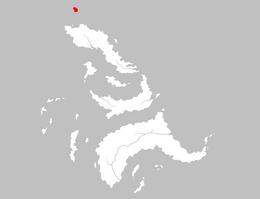 Mapa Cabeza de Piedra