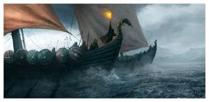La Flota de Hierro by reneaigner