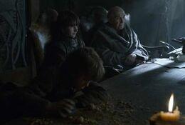 Bran gobierna Invernalia HBO