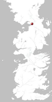 Mapa Garganta
