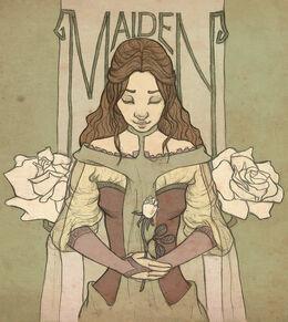 The Maiden by ~mustamirri©