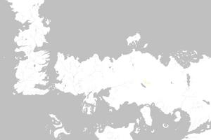 Mapa Camino de Piedra