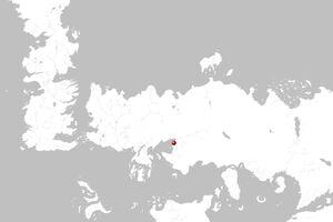 Mapa Yunkai